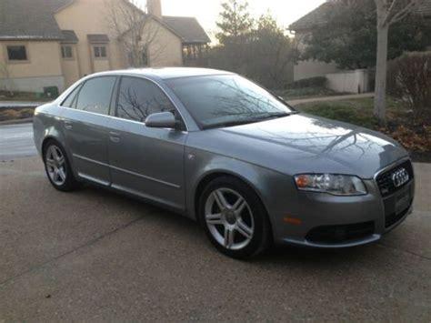 2008 audi a4 quattro 2 0 turbo find used 2008 audi a4 quattro s line sedan 4 door 2 0l