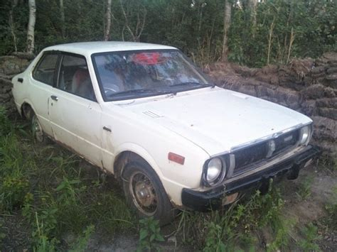 79 Toyota Corolla For Sale 1979 Toyota Corolla Overview Cargurus