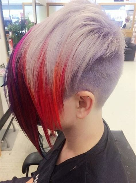 extra long layered pixie top 40 catchy asymmetrical haircuts and hairstyles