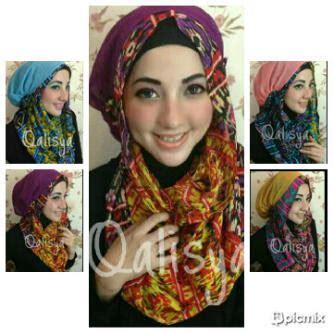 Ziggy Syar I jilbab syahrini gladys by qalisya