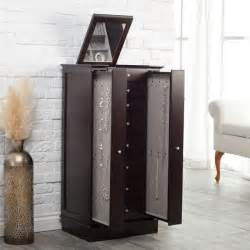 jewelry armoire contemporary contemporary jewelry armoire foter