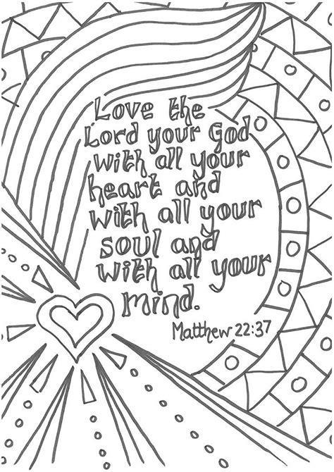 coloring pages for adults bible printable bible verse coloring pages scripture