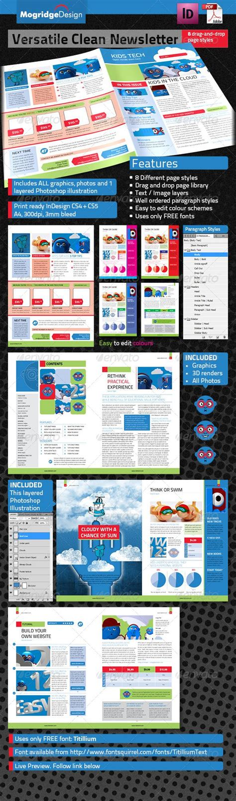 technology newsletter template 17 best images about newsletter templates on
