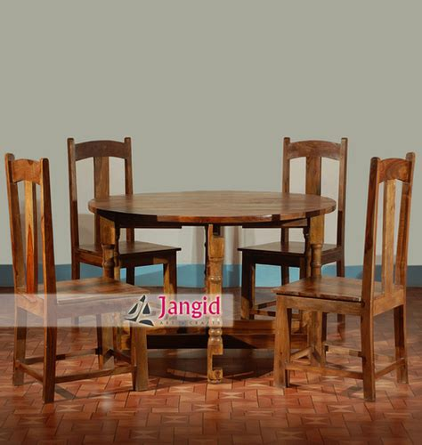 folding dining table india wooden folding round dining table set india wooden