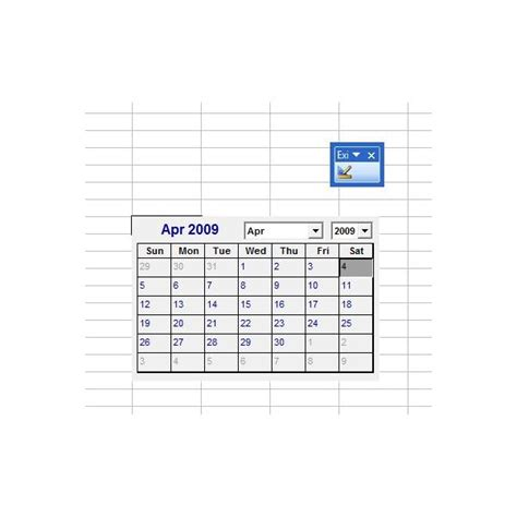Creating A Calendar In Excel Create A Calendar In Microsoft Excel Or Insert A Reference