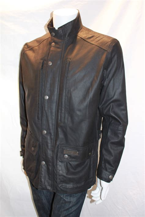 country style coats men s 3 4 country style nubuck leather jacket radford