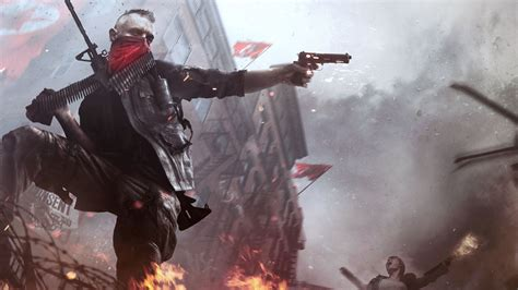 homefront the revolution chronicles the rise of the