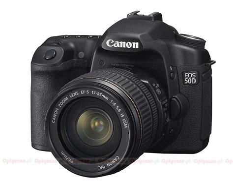 canon 50d test canon eos 50d wst苹p test aparatu optyczne pl