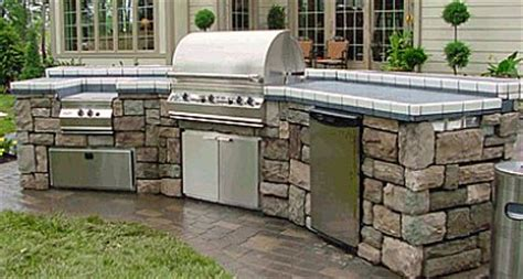 outdoor kitchen countertops ideas the best outdoor kitchen countertops for your outdoor kitchen