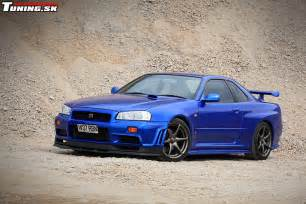 Nissan Sk 1998 Nissan Skyline Gt Automatic R34 Related Infomation