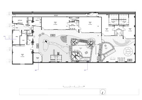 childcare floor plans gallery of cerdown childcare co ap 14