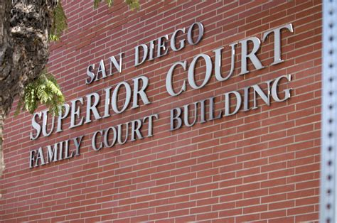 San Diego Superior Court Records No One Is Recording What Happens In Family Court