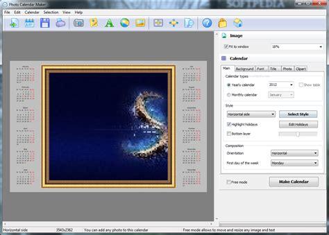 Calendar Maker Photo Calendar Maker
