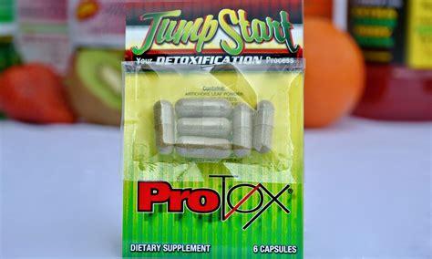 Protox Detox Directions by Jump Start Protox Detox