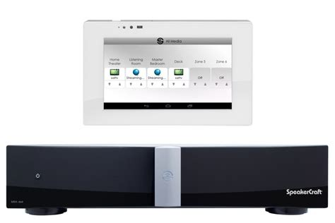 home audio systems multi room speakercraft adds services to its multi room audio platform connected magazine