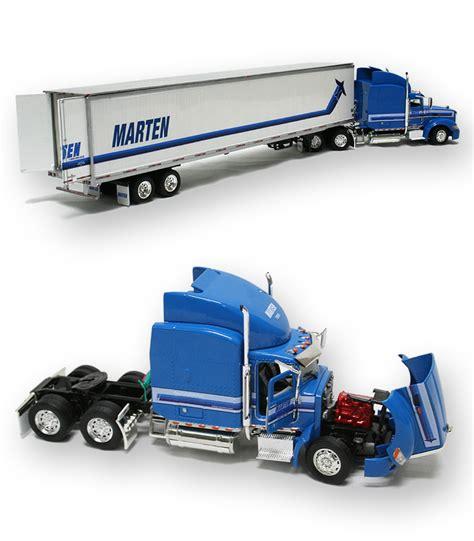 Diecast Truck peterb peterbilt replica diecast truck marten gear