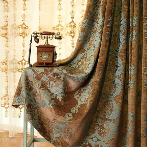 country style window curtains of best quality lace for country style window curtains in chenille fabric for good