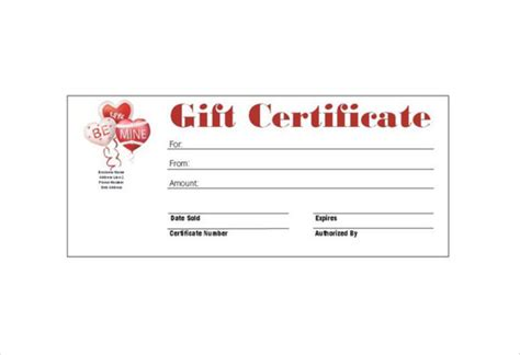 how to make gift cards for business gift certificate templates 9 free word pdf