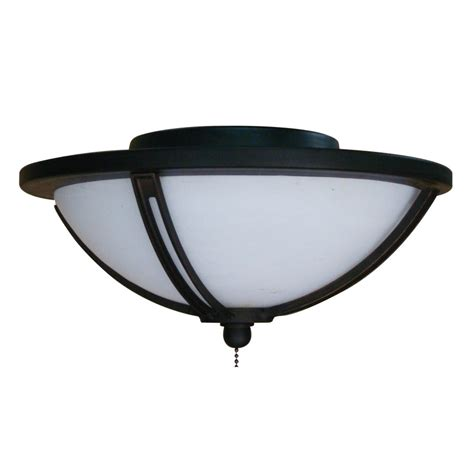 Ceiling Shop Lights Shop Harbor Light Bronze Halogen Ceiling Fan Light Kit At Lights And Ls