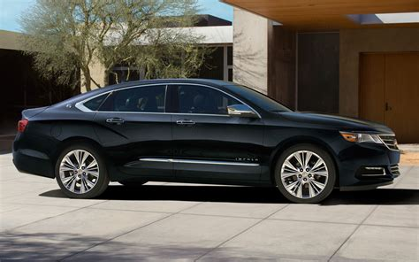 2014 chevrolet impala side view photo 24