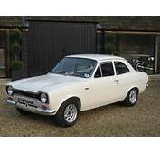 Ford Escort Top Speed The MK1 RS1600  1970 Has A