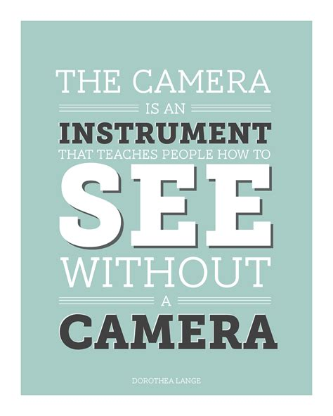 How to See Without a Camera Poster   Photography Blog