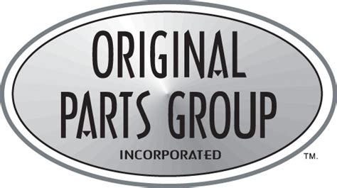 original parts group opg