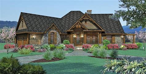 ranch house plans log cabin stone victorian tranquil living plan ranch house plan with 3 bedrooms and 2 5 baths plan 1897