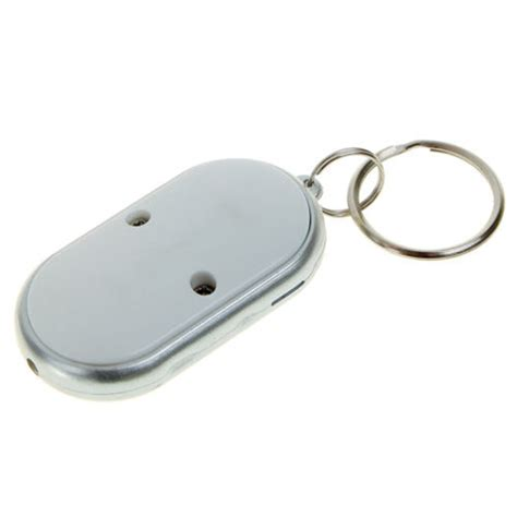 Gantungan Kunci Unik Siul Key Finder Whistle Led On Lu Hilang 1 gantungan kunci siul anti hilang key finder black jakartanotebook