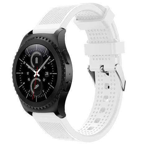 New Arrival Samsung Gear S3 Active Silicon Black Original Prom מוצר new arrivals fashion sports silicone bracelet band for samsung gear s2 classic 732