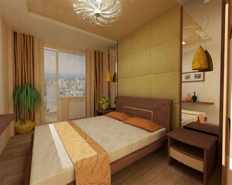 bedroom with dressing room 3d visualization c bedroom dressing room