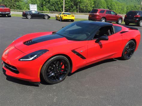 corvette stingray 3lt 2016 chevrolet corvette stingray z51 2dr coupe w 3lt in