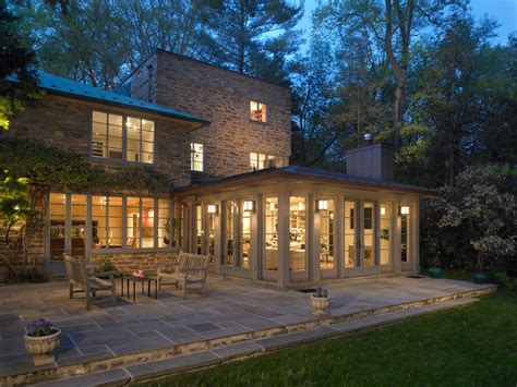 House Additions Floor Plans by Family Room Addition Krieger Architects