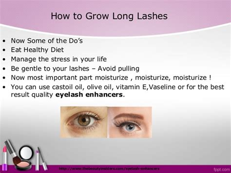 how to a grown how to grow your eyelashes thicker and longer easily