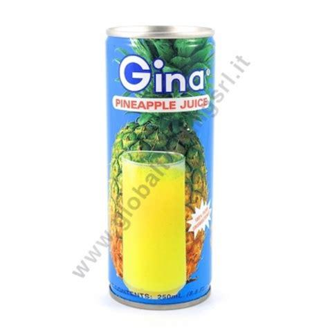 250 Ml Pineapple Nanas Extract pineapple bevanda al gusto ananas 30x250ml global
