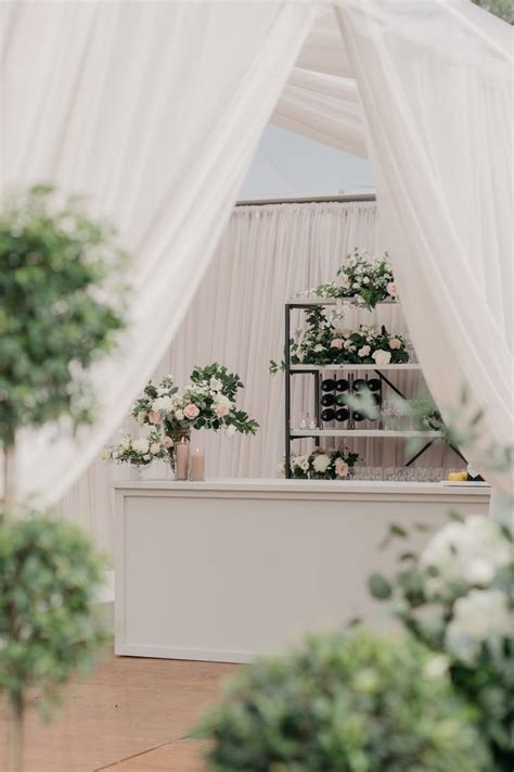 French Garden Wedding in Omaha at Happy Hollow Country
