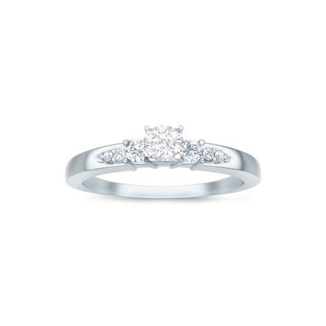 cheap engagement ring on jewelocean