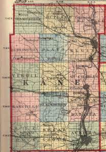 Ford County Il Ford County Illinois Plat Map