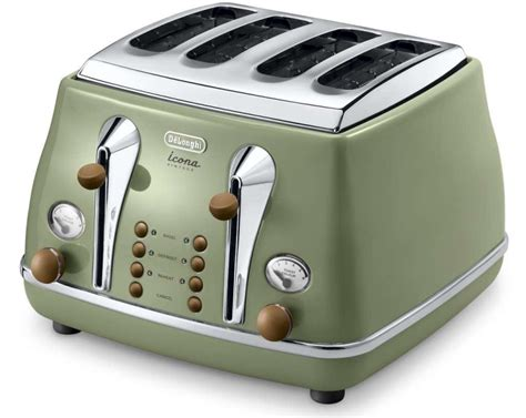 Toaster Reviews De Longhi Icona Toaster Review Expert Reviews