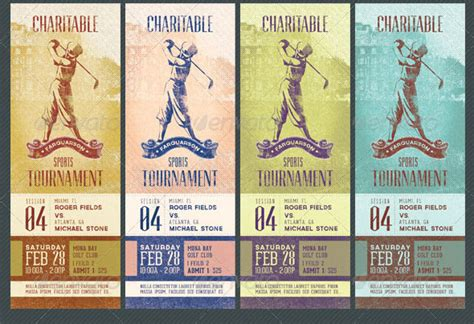 Sporting Event Ticket Template 19 useful event tickets templates design freebies