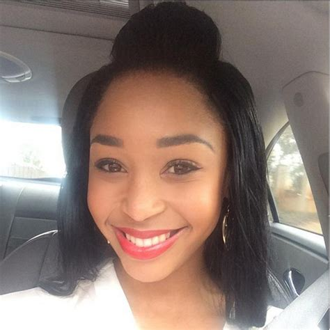 minnie dlamini 10 trendy celebs
