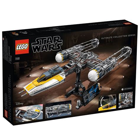 Us Wing Set A B Dan B Early Jets lego officially unveils the 75181 ucs y wing starfighter