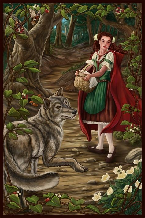 little red riding hood english fairy tale for kids youtube fairy tale ii red riding hood by mboulad on deviantart