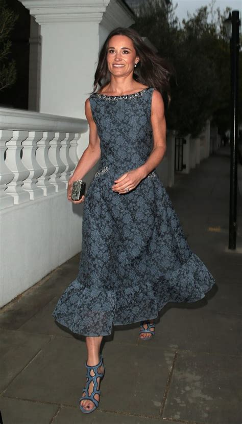 pippa middleton at parasnowball at hurlingham club in pippa middleton looks amazing ahead of her wedding see photos