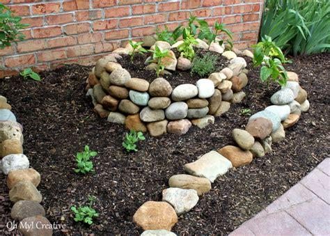 creative vegetable gardens how to create a small vegetable garden using a garden spiral