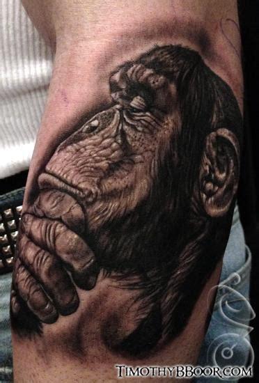 tattoo nightmares gorilla chimp tattoos