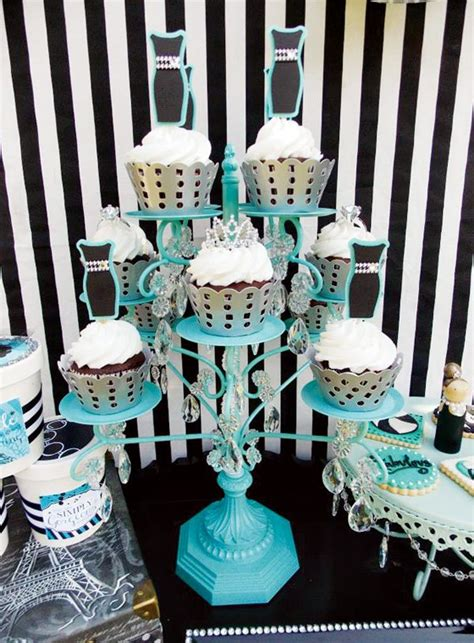 tiffany themed events tiffany theme pool party glam summer splash black