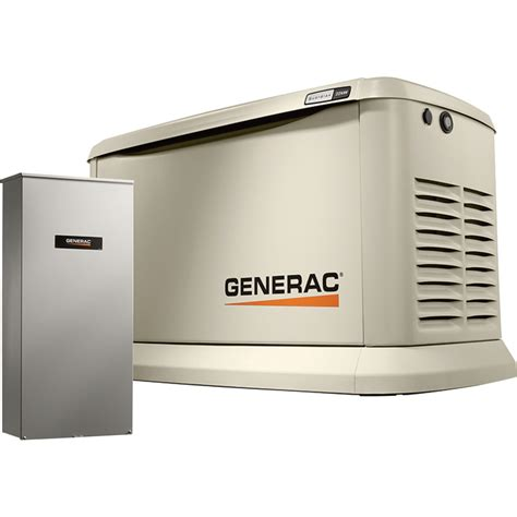 Generac Guardian 22kw Standby Generator Free Shipping Generac Guardian Series Air Cooled Home