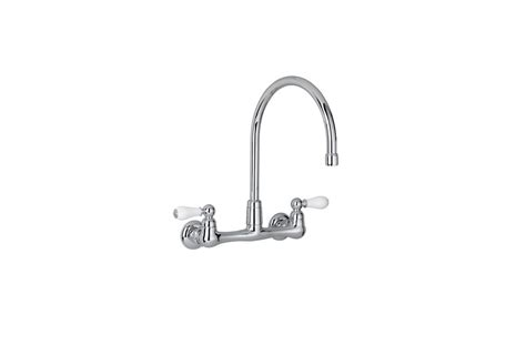 10 easy pieces wall mounted industrial faucets remodelista