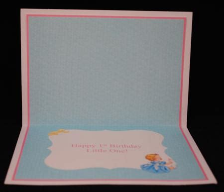 free printable birthday card inserts happy 1st birthday insert girl cup566507 1894